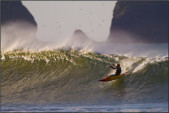 Link to Gary Luhm's photo gallery of the 2010 La Push Surf Pummel.