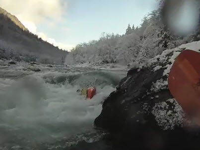 When Things Go Wrong on the River – And How to Get Out of a Hole 1