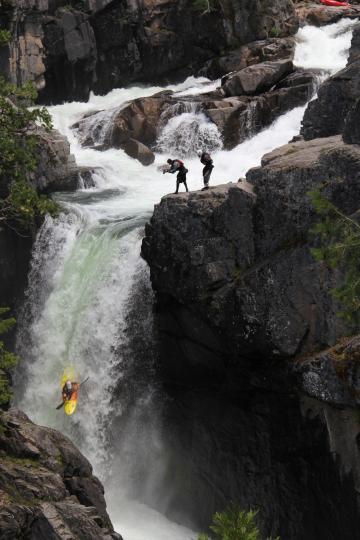 Team Pyranha's and Darin McQuoid's Posts on California's Royal Gorge 2