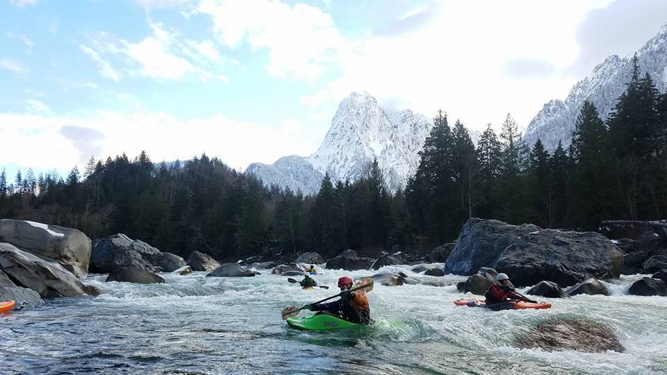 Where NOT to Be In Boulder Drop at Around 1800 cfs 1